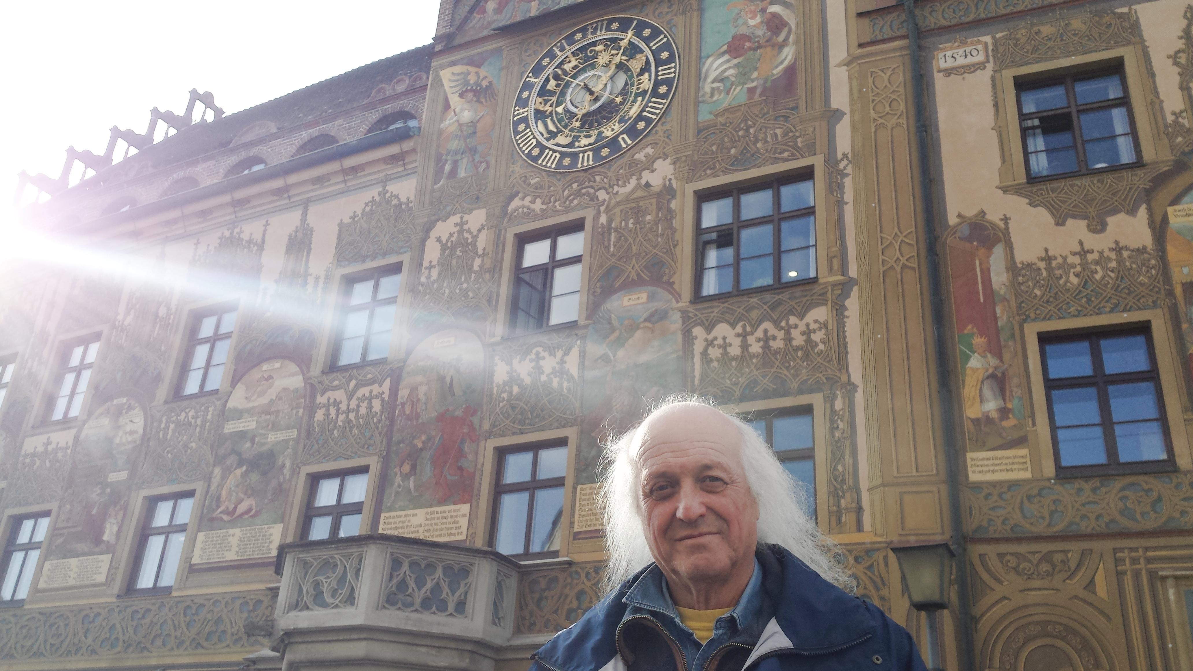 Manfred-Eichhorn-am-Ulmer-Rathaus